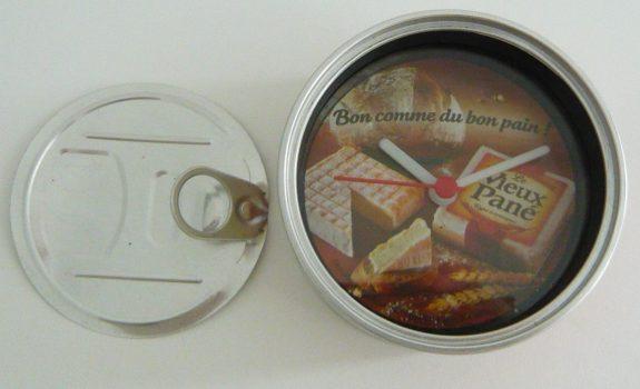 Horloge magnet
