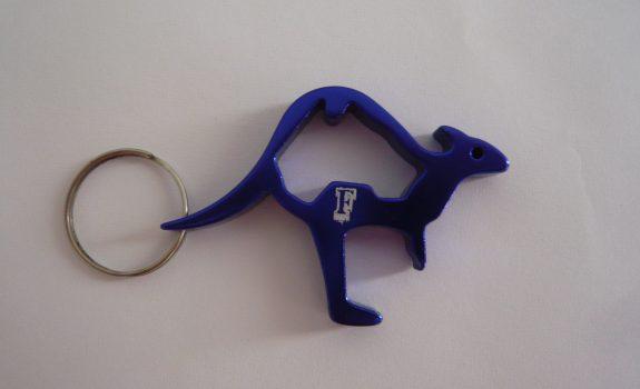 Porte-clé décapsuleur