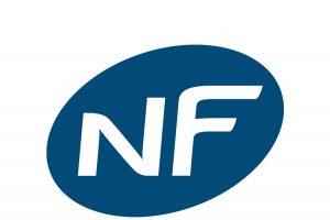 Le logo NF